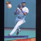 1993 Ultra Baseball #435 Ryan Thompson - New York Mets