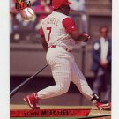 1993 Ultra Baseball #331 Kevin Mitchell - Cincinnati Reds