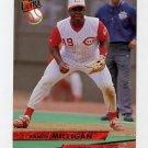 1993 Ultra Baseball #330 Randy Milligan - Cincinnati Reds