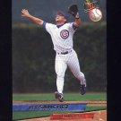 1993 Ultra Baseball #319 Rey Sanchez - Chicago Cubs