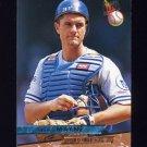 1993 Ultra Baseball #212 Brent Mayne - Kansas City Royals