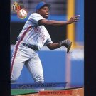 1993 Ultra Baseball #081 Anthony Young - New York Mets