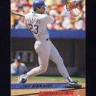 1993 Ultra Baseball #056 Eric Karros - Los Angeles Dodgers