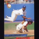 1993 Ultra Baseball #054 Lenny Harris - Los Angeles Dodgers