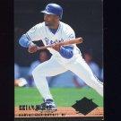 1994 Ultra Baseball #368 Brian McRae - Kansas City Royals