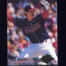 1994 Ultra Baseball #346 Jack Morris - Cleveland Indians