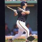 1994 Ultra Baseball #308 Rafael Palmeiro - Baltimore Orioles