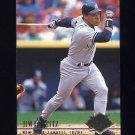 1994 Ultra Baseball #097 Jim Leyritz - New York Yankees