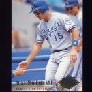 1994 Ultra Baseball #069 Mike Macfarlane - Kansas City Royals