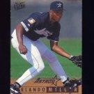 1995 Ultra Baseball #389 Orlando Miller - Houston Astros