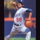 1996 Ultra Baseball #226 Ismael Valdes - Los Angeles Dodgers