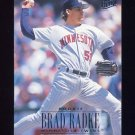 1996 Ultra Baseball #093 Brad Radke - Minnesota Twins