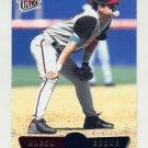 2002 Ultra Baseball #187 Aaron Boone - Cincinnati Reds