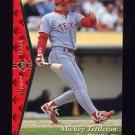 1995 SP Baseball #194 Mickey Tettleton - Texas Rangers