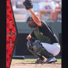1995 SP Baseball #183 Terry Steinbach - Oakland A's