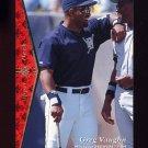 1995 SP Baseball #165 Greg Vaughn - Milwaukee Brewers