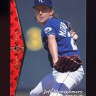 1995 SP Baseball #161 Jeff Montgomery - Kansas City Royals