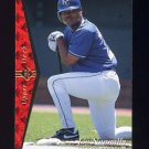 1995 SP Baseball #158 Jon Nunnally - Kansas City Royals