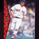 1995 SP Baseball #126 Mike Macfarlane - Boston Red Sox