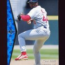 1995 SP Baseball #102 Ken Hill - St. Louis Cardinals