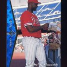 1995 SP Baseball #092 Heathcliff Slocumb - Philadelphia Phillies