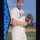 1995 SP Baseball #084 Bill Pulsipher - New York Mets