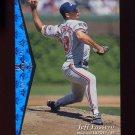 1995 SP Baseball #072 Jeff Fassero - Montreal Expos