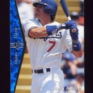 1995 SP Baseball #071 Billy Ashley - Los Angeles Dodgers