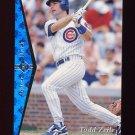 1995 SP Baseball #039 Todd Zeile - Chicago Cubs