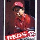 1985 Topps Baseball #752 Bob Owchinko - Cincinnati Reds
