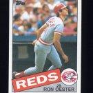 1985 Topps Baseball #314 Ron Oester - Cincinnati Reds