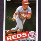 1985 Topps Baseball #251 Brad Gulden - Cincinnati Reds