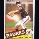1985 Topps Baseball #118 Eric Show - San Diego Padres
