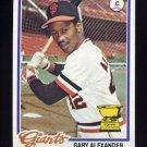 1978 Topps Baseball #624 Gary Alexander - San Francisco Giants