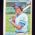 1978 Topps Baseball #571 Buck Martinez - Kansas City Royals