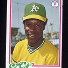 1978 Topps Baseball #434 Mike Norris - Oakland A's