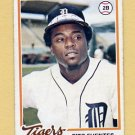 1978 Topps Baseball #385 Tito Fuentes - Detroit Tigers