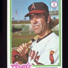 1978 Topps Baseball #313 Andy Etchebarren - California Angels