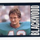 1985 Topps Football #304 Lyle Blackwood - Miami Dolphins