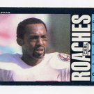 1985 Topps Football #254 Carl Roaches - Houston Oilers