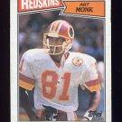 1987 Topps Football #069 Art Monk - Washington Redskins