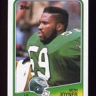 1988 Topps Football #245 Seth Joyner RC - Philadelphia Eagles