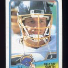 1988 Topps Football #213 Billy Ray Smith - San Diego Chargers