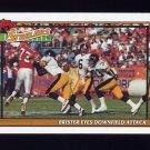 1991 Topps Football #650 Pittsburgh Steelers Team Leaders