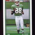 1991 Topps Football #476 Al Toon - New York Jets