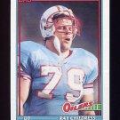 1991 Topps Football #223 Ray Childress - Houston Oilers