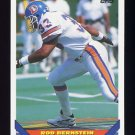 1993 Topps Football #578 Rod Bernstine - Denver Broncos