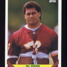 1993 Topps Football #423 Al Noga - Washington Redskins