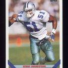 1993 Topps Football #323 Ken Norton - Dallas Cowboys