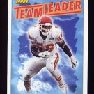 1993 Topps Football #267 Derrick Thomas TL - Kansas City Chiefs